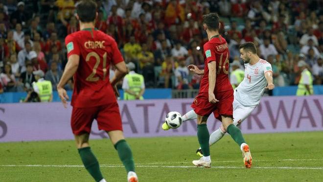 5 điều đọng lại sau trận hòa giữa Bồ Đào Nha và Tây Ban Nha ảnh 2
