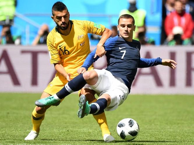 Pháp thắng nhọc Australia: 5 điều đọng lại ảnh 2