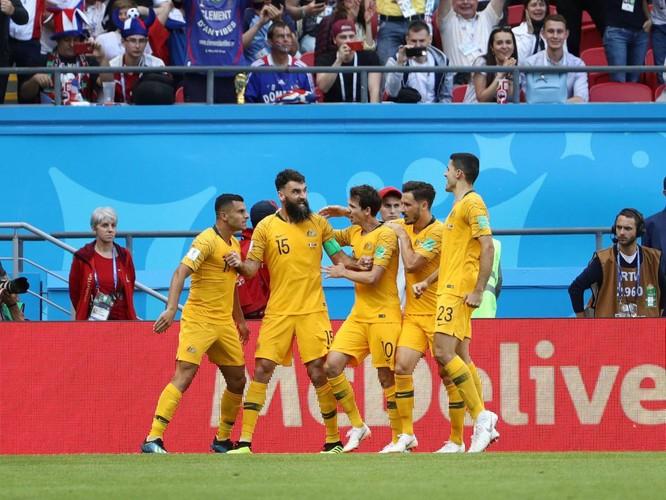 Pháp thắng nhọc Australia: 5 điều đọng lại ảnh 5