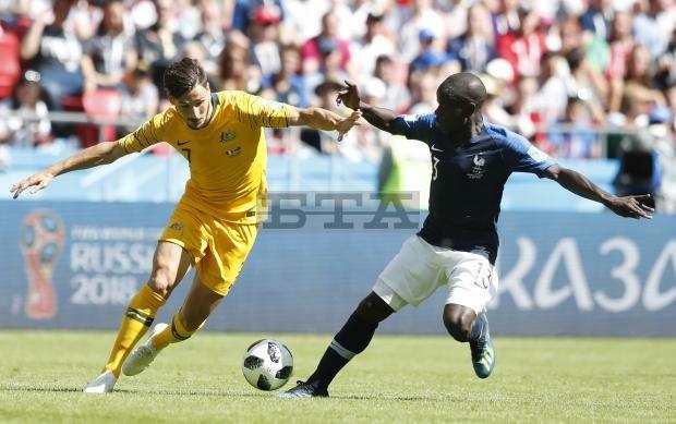 Pháp thắng nhọc Australia: 5 điều đọng lại ảnh 3