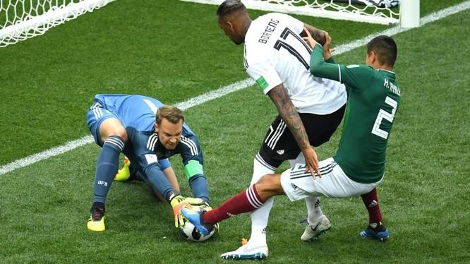 Lời nguyền của các nhà đương kim vô địch World Cup đang ám ảnh đội tuyển Đức ảnh 2