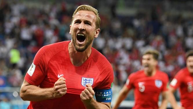Sau cú đúp của Harry Kane, người Anh ăn mừng như vừa vô địch World Cup ảnh 1