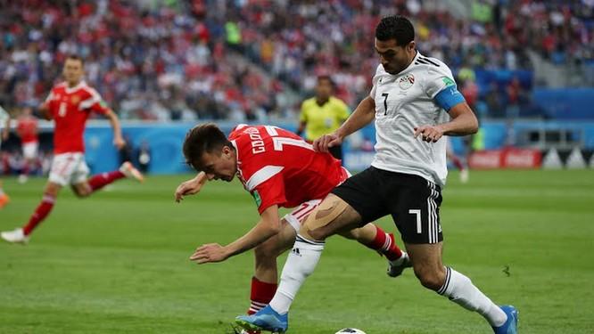 5 dư âm sau trận Nga 3-1 Ai Cập: Chủ nhà tiễn Salah, đặt một chân vào vòng 1/16 ảnh 1