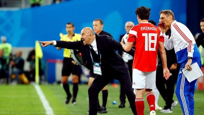5 dư âm sau trận Nga 3-1 Ai Cập: Chủ nhà tiễn Salah, đặt một chân vào vòng 1/16 ảnh 5