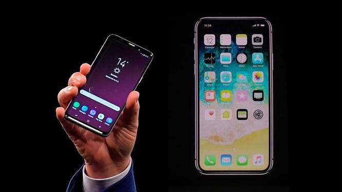 """Samsung và Apple tuyên bố hòa giải sau 7 năm """"huyết chiến"""" ảnh 2"""