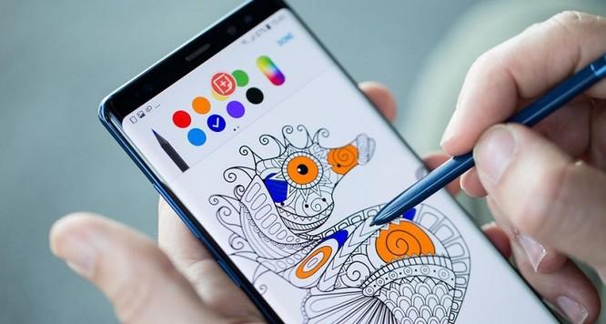 Samsung chính thức công bố thời điểm ra mắt Galaxy Note 9 ảnh 1