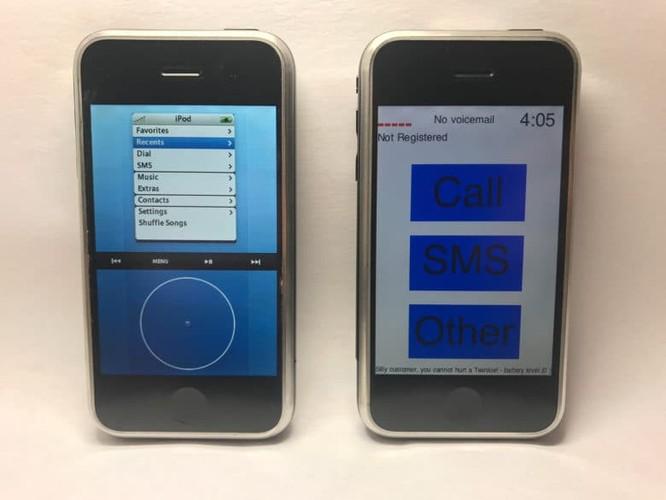 """Fan """"Táo khuyết"""" có tiền chưa chắc đã mua được nguyên mẫu iPhone siêu hiếm này ảnh 1"""
