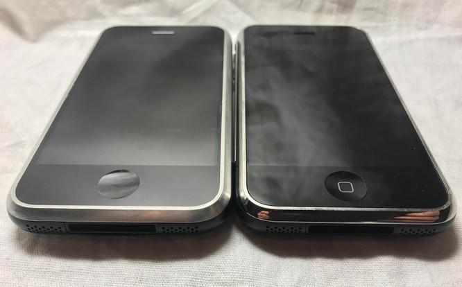 """Fan """"Táo khuyết"""" có tiền chưa chắc đã mua được nguyên mẫu iPhone siêu hiếm này ảnh 2"""