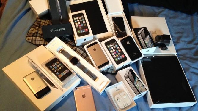 Chỉ người giàu mới dám dùng iPhone hoặc iPad? ảnh 1