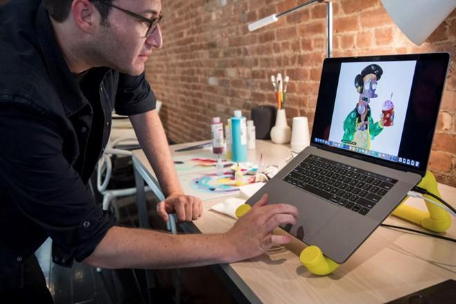 Công nghệ True Tone trên MacBook Pro (2018) có gì đặc biệt? ảnh 2