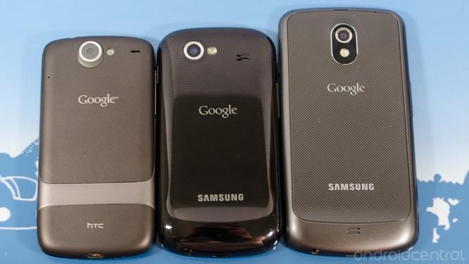 Google có phải nguyên nhân khiến HTC và Motorola sa sút? ảnh 4