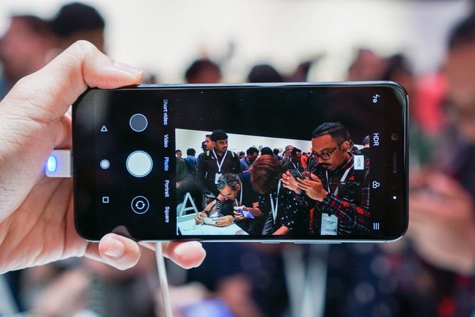 Trên tay bộ đôi Android One Xiaomi tầm trung: Mi A2 và Mi A2 Lite, giá khởi điểm dưới 5 triệu đồng ảnh 5