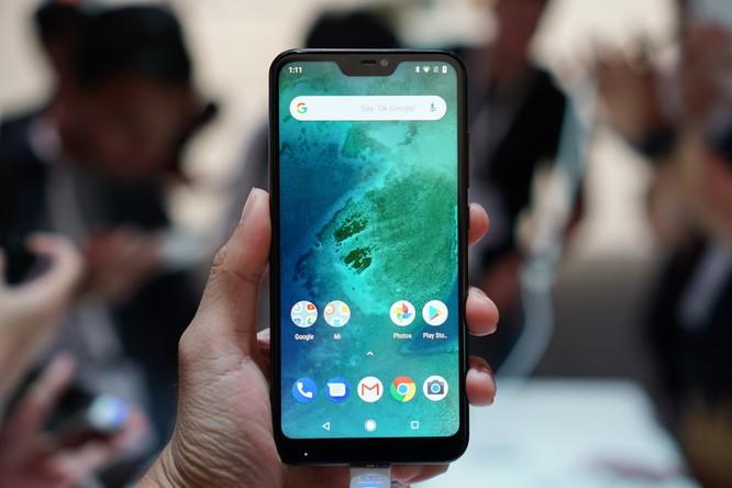 Trên tay bộ đôi Android One Xiaomi tầm trung: Mi A2 và Mi A2 Lite, giá khởi điểm dưới 5 triệu đồng ảnh 2