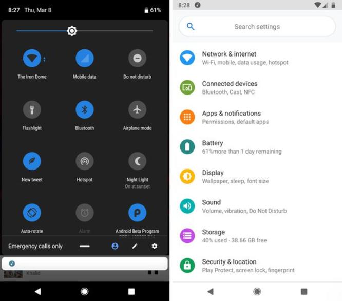 10 lý do khiến bạn thèm nâng cấp ngay Android Pie ảnh 1