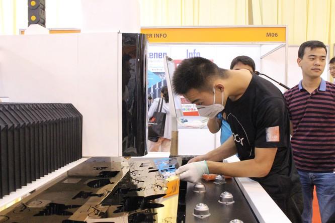 Dạo một vòng quanh Vietnam Manufacturing Expo 2018 ảnh 7