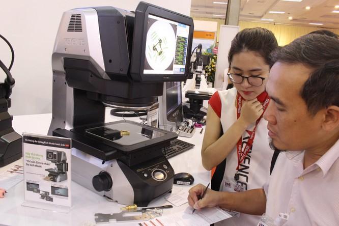 Dạo một vòng quanh Vietnam Manufacturing Expo 2018 ảnh 13