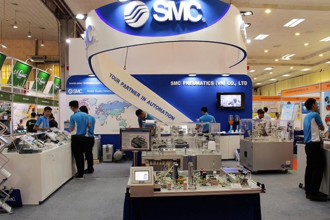 Dạo một vòng quanh Vietnam Manufacturing Expo 2018 ảnh 3