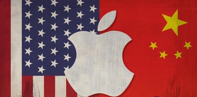 """Apple có thể bị Bắc Kinh """"nắm tóc"""" để thương lượng với Mỹ (Phần 1)"""