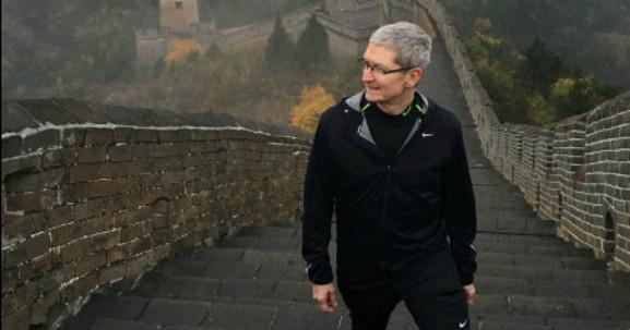 """Apple có thể bị Bắc Kinh """"nắm tóc"""" để thương lượng với Mỹ (Phần 1) ảnh 1"""
