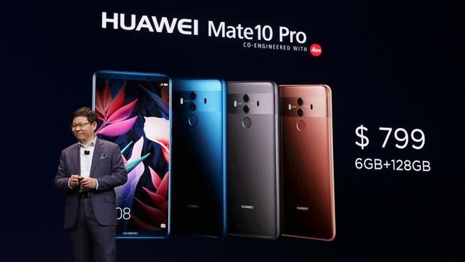 Thiết bị Huawei liệu có thực sự tồn tại các vấn đề về bảo mật? ảnh 1