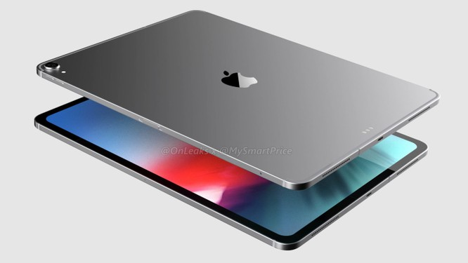iPad Pro 12.9 inch (2018) inch không còn là bí ẩn sau khi bạn xem chùm ảnh và video này ảnh 2