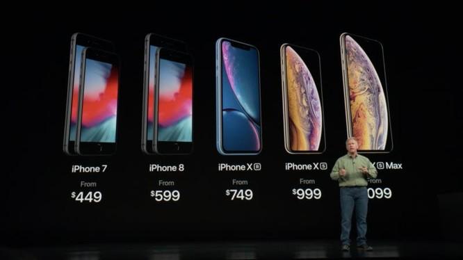 iPhone XS, XS Max và iPhone XR đáng mua hay không? ảnh 1