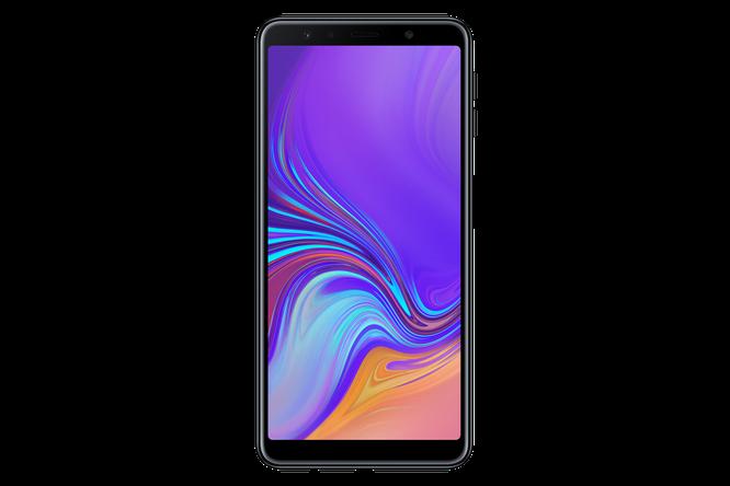 """Chiêm ngưỡng """"dung nhan"""" Galaxy A7: smartphone tầm trung với cụm 3 camera ảnh 4"""