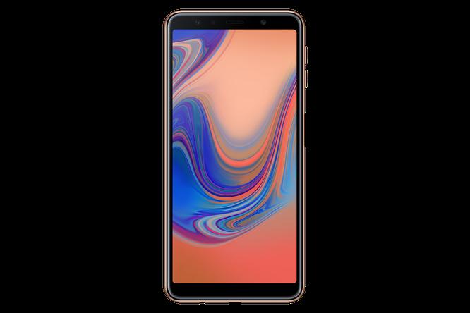 """Chiêm ngưỡng """"dung nhan"""" Galaxy A7: smartphone tầm trung với cụm 3 camera ảnh 5"""