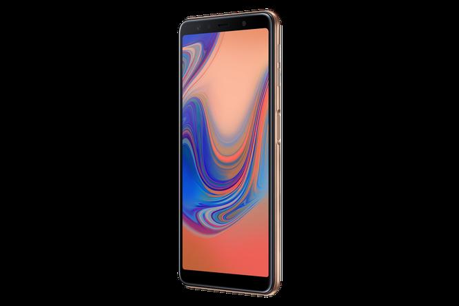"""Chiêm ngưỡng """"dung nhan"""" Galaxy A7: smartphone tầm trung với cụm 3 camera ảnh 9"""