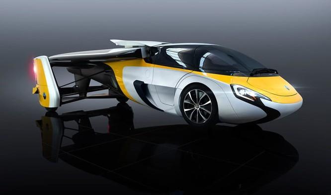 Điểm mặt 12 mẫu xe hơi sẽ bay vù vù trên đầu bạn trong tương lai gần ảnh 2