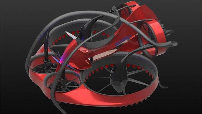 Điểm mặt 12 mẫu xe hơi sẽ bay vù vù trên đầu bạn trong tương lai gần ảnh 13