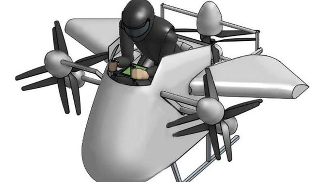 Điểm mặt 12 mẫu xe hơi sẽ bay vù vù trên đầu bạn trong tương lai gần ảnh 14