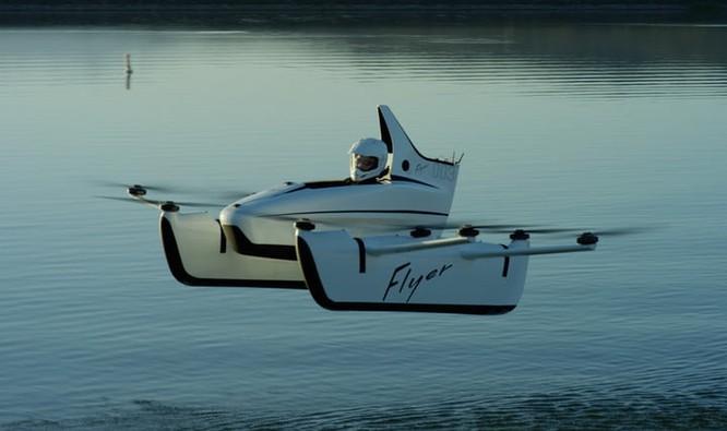 Điểm mặt 12 mẫu xe hơi sẽ bay vù vù trên đầu bạn trong tương lai gần ảnh 4