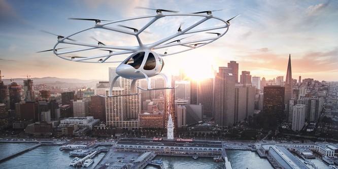 Điểm mặt 12 mẫu xe hơi sẽ bay vù vù trên đầu bạn trong tương lai gần ảnh 5