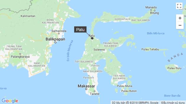 Đã có 384 người thiệt mạng, hàng trăm người bị thương sau động đất và sóng thần tại Indonesia ảnh 10