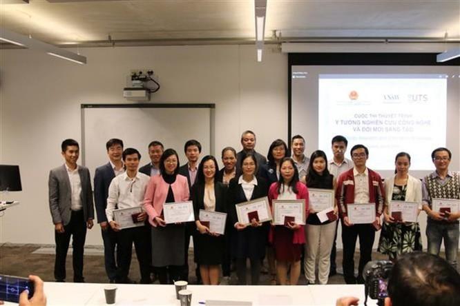Cô gái Việt đoạt giải thưởng khoa học dành cho người Việt tại Australia ảnh 2
