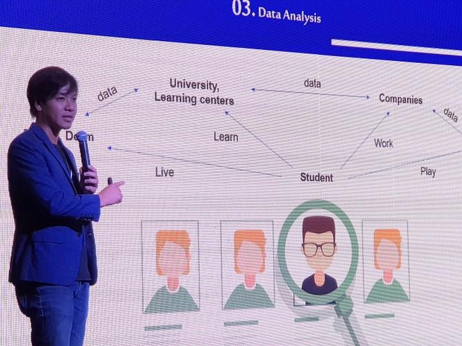 """CEO Ami, Lê Hoàng Nhật """"mách nước"""" cách giải bài toán dữ liệu trong đô thị thông minh ảnh 2"""