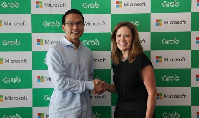 Grab sắp có những tính năng mới nào sau khi hợp tác với Microsoft? ảnh 1