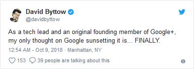 Google bất ngờ tuyên bố đóng cửa mạng xã hội Google+ ảnh 3