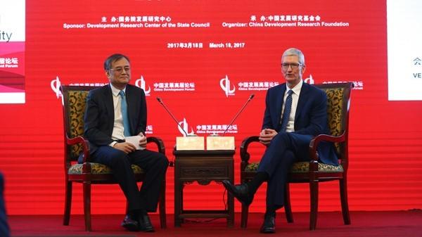 """Giữa """"tâm bão"""" chip gián điệp và chiến tranh thương mại, CEO Apple thân chinh đến Trung Quốc nhằm mục đích gì? ảnh 5"""