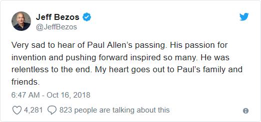 Paul Allen, người đồng sáng lập Microsoft qua đời ở tuổi 65: Giới công nghệ nói gì? ảnh 8