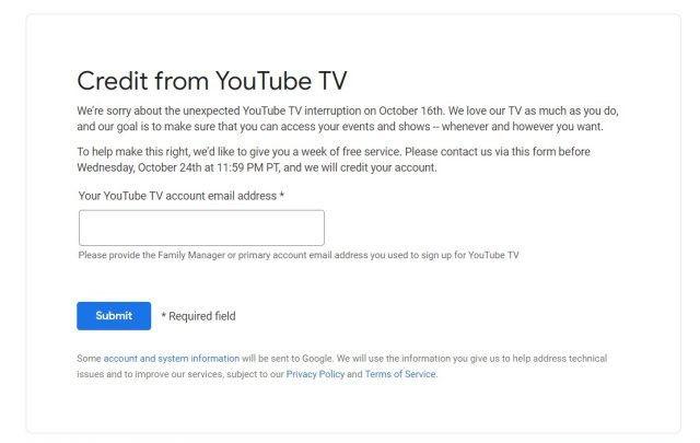 Người dùng YouTube nhận được quà bồi thường từ sự cố sập mạng tuần trước ảnh 2