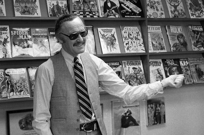 """Cha đẻ """"người Sắt"""", """"người Nhện"""" Stan Lee đột ngột qua đời ảnh 1"""