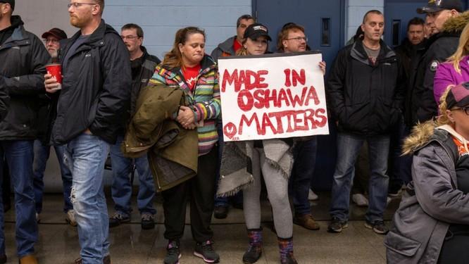 Doanh số giảm, General Motors dự định đóng cửa 5 nhà máy, cắt giảm hàng chục ngàn lao động ảnh 1