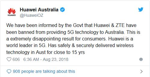 """Lãnh đạo Huawei: Mỹ không thể thắng trong cuộc đua 5G nếu """"nghỉ chơi"""" với Huawei! ảnh 2"""