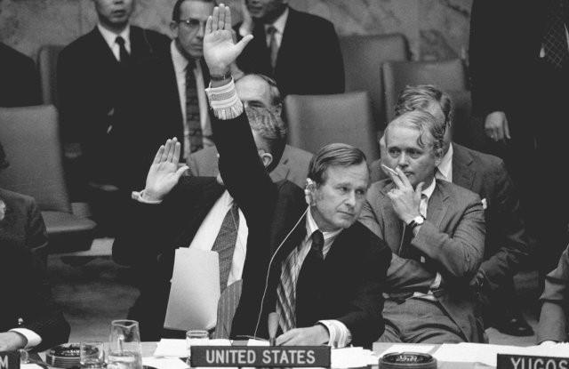 """Cựu Tổng thống George Bush """"cha"""" qua đời ở tuổi 94 ảnh 3"""