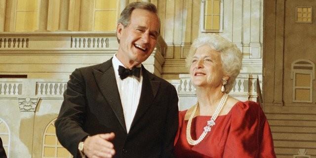 """Cựu Tổng thống George Bush """"cha"""" qua đời ở tuổi 94 ảnh 2"""