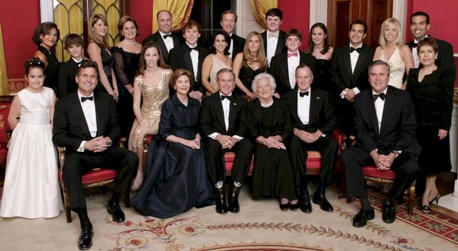 """Cựu Tổng thống George Bush """"cha"""" qua đời ở tuổi 94 ảnh 6"""
