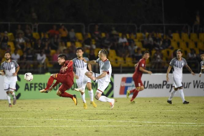 5 điều đáng chú ý từ trận thắng của đội tuyển Việt Nam trước Philippines ảnh 2