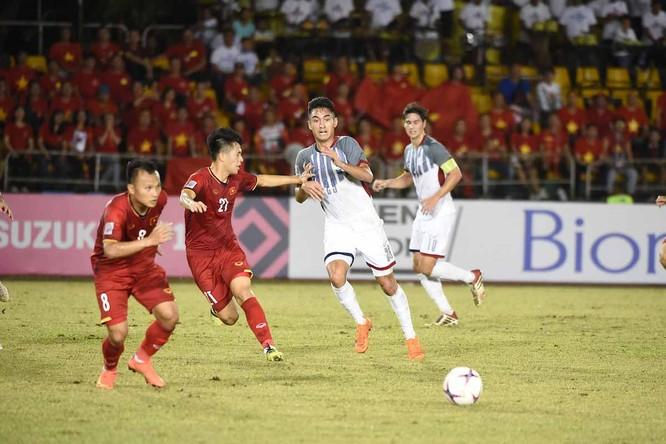 5 điều đáng chú ý từ trận thắng của đội tuyển Việt Nam trước Philippines ảnh 1